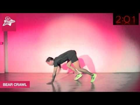 Zuu - 20 Minute HIIT Workout | Try Today at Virgin Active - YouTube