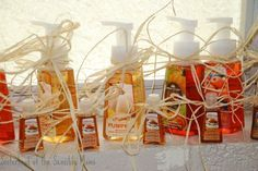 Fall Baby Shower Food Ideas--Sisterhood of the Sensible Moms