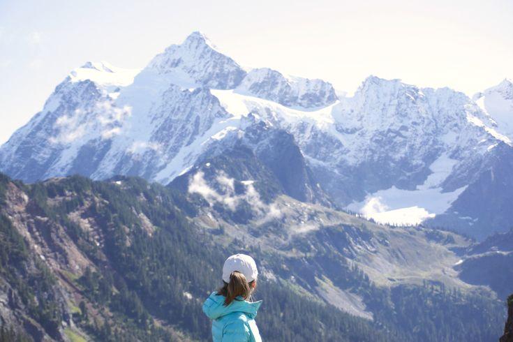 Artist point mount baker wilderness artist point north