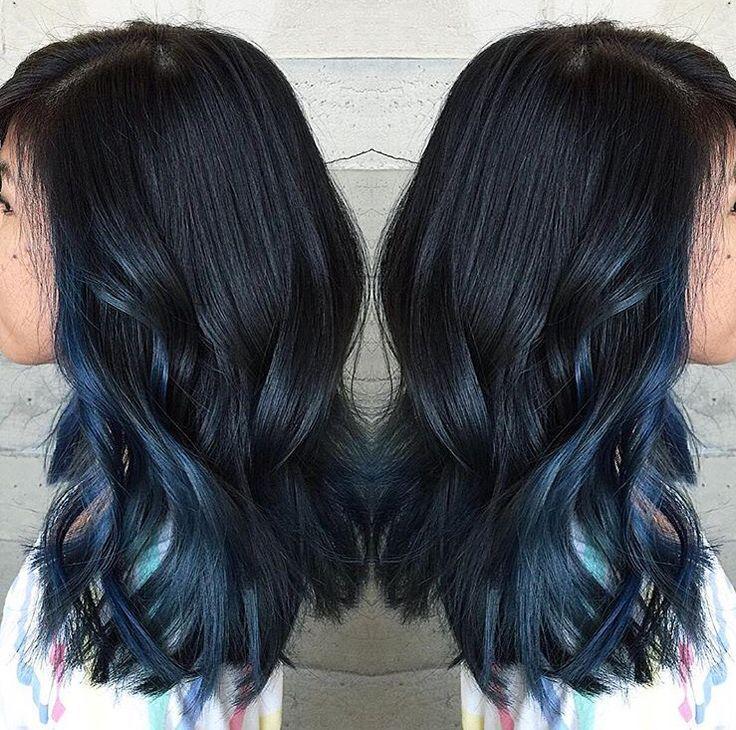 dark blue ombre hair wwwpixsharkcom images galleries
