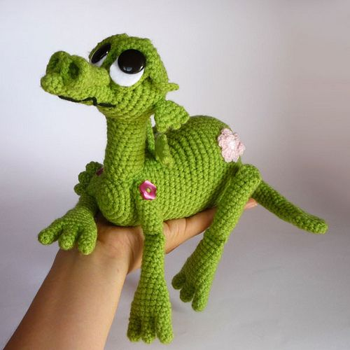 1000+ ideas about Crochet Dragon on Pinterest Dragon ...