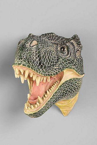 T-Rex Head Wall Sculpture - Urban Outfitters