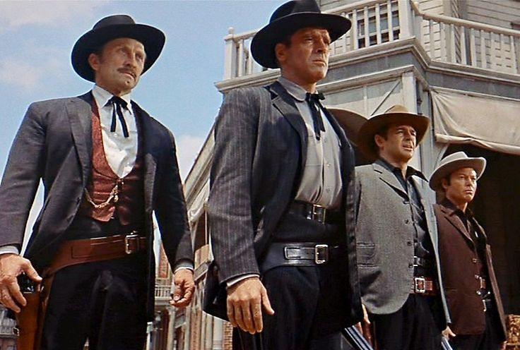 THE GUNFIGHT AT THE O.K. CORRAL 1957