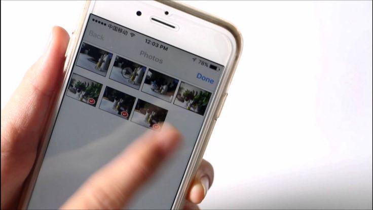 Mini Spy Camera Wireless Hidden WiFi Camera, HD 1080P