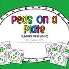Build your students subitising skills with these fun peas on a plate! Use as a warm-up activity for the whole class, or a small focus group by pr... $1.00