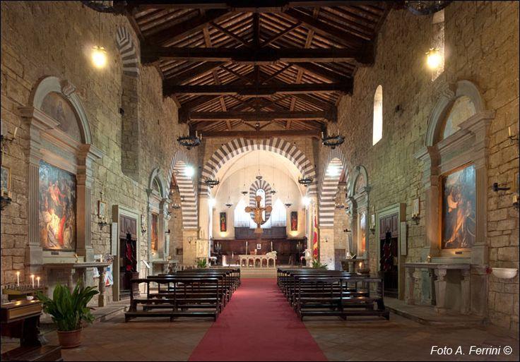 Poppi, San Fedele abbey