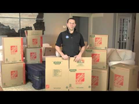 Moving Calculator from Home Depot helps you determine how many boxes and supplies you will need based on personal input. #relocating #movingadvice #JacksonLakeHomesForSale
