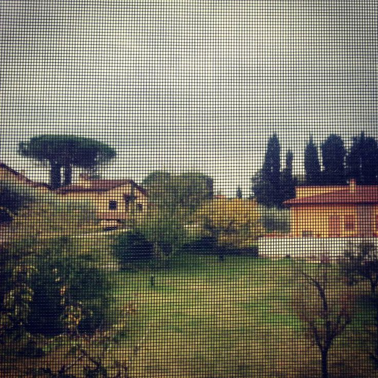 Zanzariera #Firenze #Marignolle