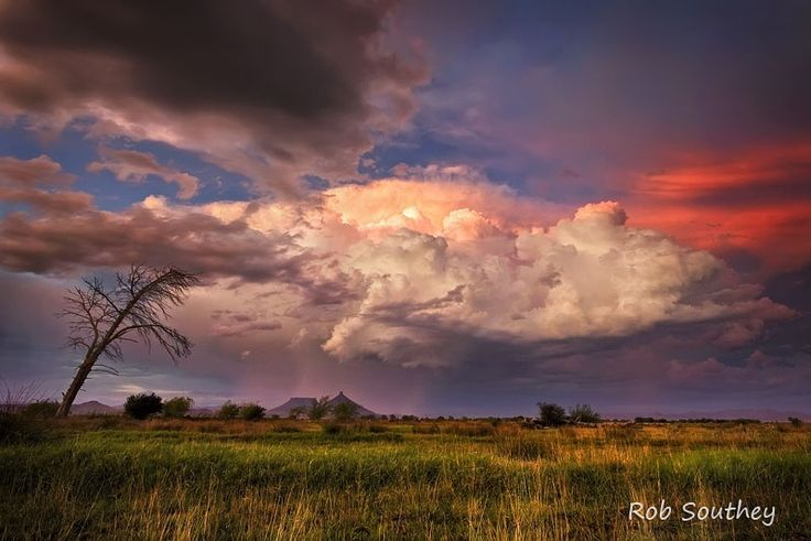 Colour of Thunder by Rob  Southey on 500px