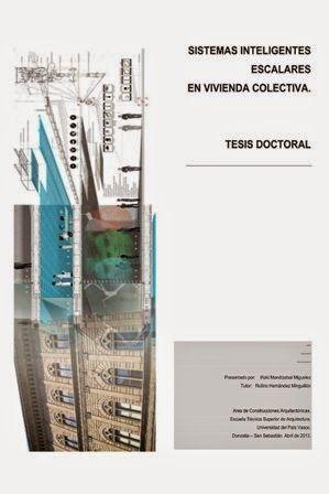 Sistemas inteligentes escalares en vivienda colectiva : aplicación con nuevos criterios de integración, actualización y economía / Iñaki Mendizabal Miguelez.  [s.n.], [S.l.] : 2013.  509 p. : il. / Bibliogr.: p. 199-211.  Tesis UPV/EHU, Departamento de Arquitectura. Fecha defensa: 2013-04-19. Arquitectura doméstica.  Domótica.  Edificios inteligentes.  Inmuebles para vivienda.  UPV/EHU -- Tesis y disertaciones académicas.