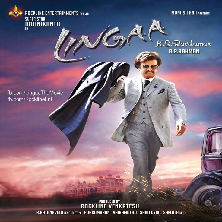 Lingaa (2014) - 720p HD        Download Here   or   Watch Here    Lingaa (2014) - 720p HD download from here. Torrent movie are here downlo...