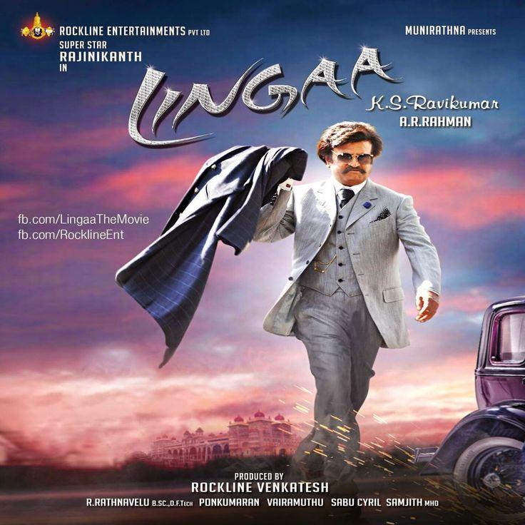 Lingaa (2014) - 720p HD | Hd Torrent Full Hindi Movies