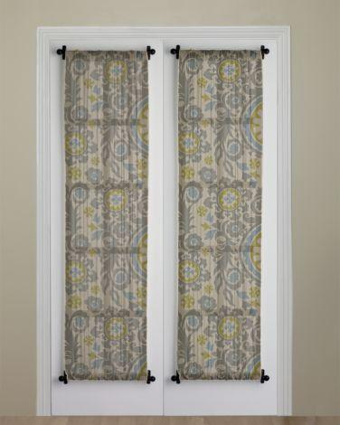 Best 25+ Door panel curtains ideas on Pinterest | Sliding ...