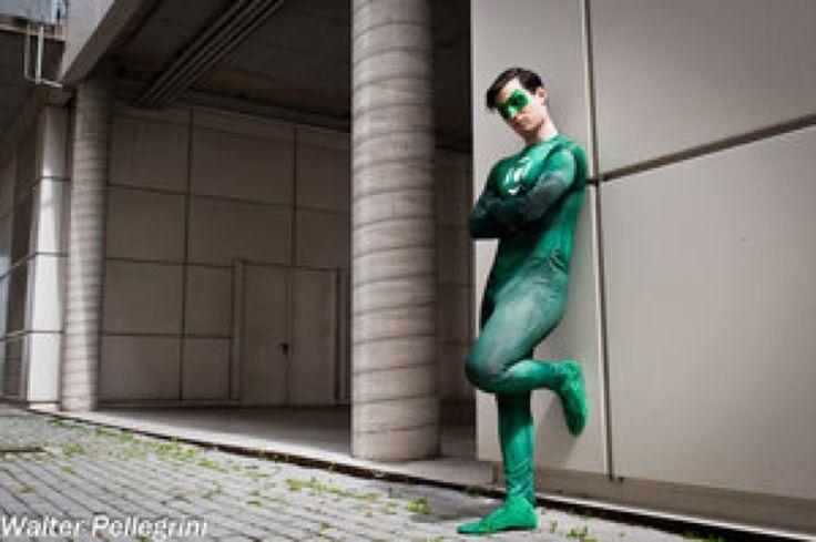 Hal Jordan - Green Lantern COSPLAY by AndreaStarchild on @DeviantArt