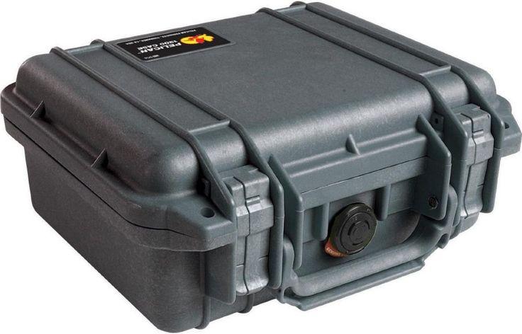 Pelican 1200 Case with Foam (Camera, Gun, Equipment, Multi-Purpose ...