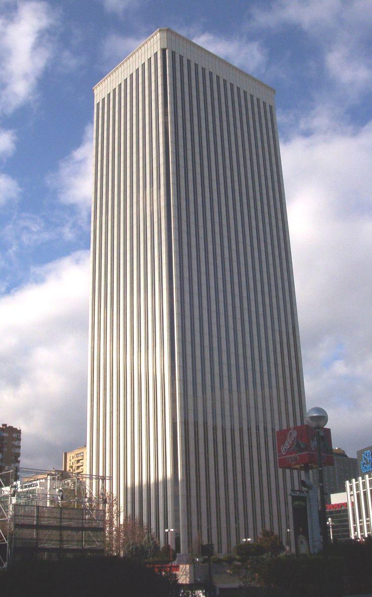 Torre Picasso - Torres de Madrid