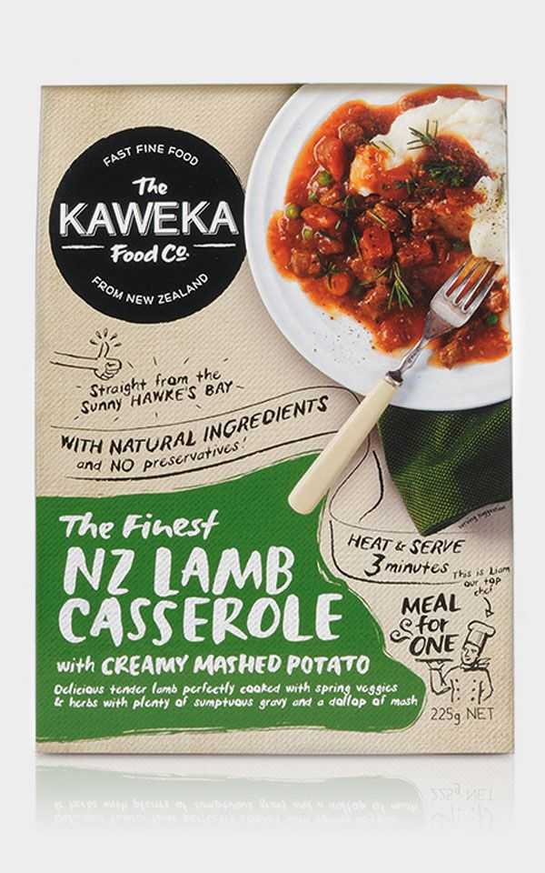 The Kaweka Food Co. | Brother Design Agency