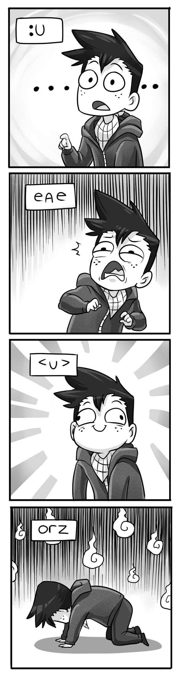 Mondo Mango :: What I Mean | Tapastic Comics - image 1