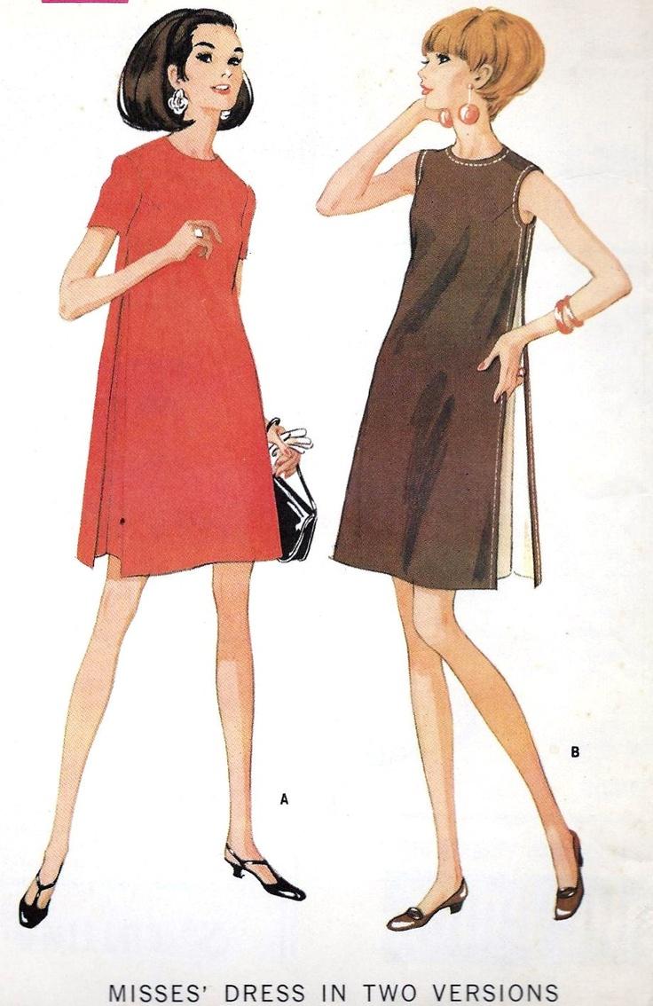 1000  images about Mom&39s Vintage Dress Patterns. on Pinterest ...