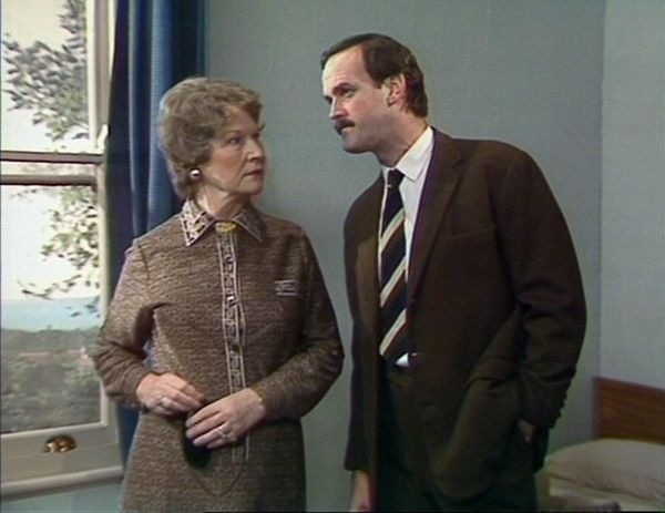 Top 9 Quotes By Basil Moreau: 157 Best Images About Fawlty Towers On Pinterest
