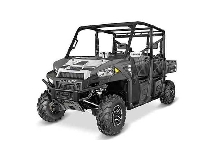 New 2016 Polaris RANGER Crew XP 900-6 EPS Titanium Matte ATVs For Sale in Texas. 2016 Polaris RANGER Crew XP 900-6 EPS Titanium Matte Metallic, GIVE US A CALL TODAY WE WILL NOT BE BEAT ON PRICE!!!! WE HAVE THE LARGEST INVENTORY IN TEXAS!!!! Polaris® RANGER Crew® XP 900-6 EPS Titanium Matte Metallic Hardest Working Features The ProStar® Engine Advantage The RANGER CREW® 900 ProStar® engine is purpose built, tuned and designed alongside the vehicle resulting in an optimal balance of smooth and…