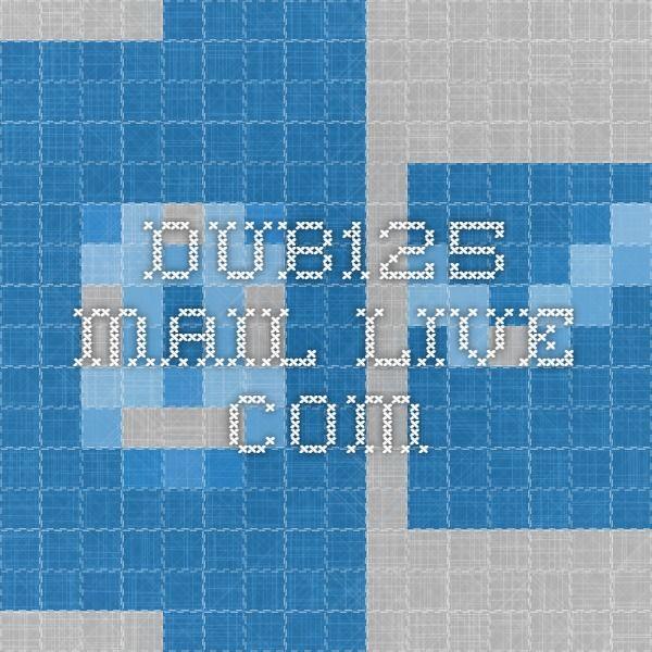 dub125.mail.live.com