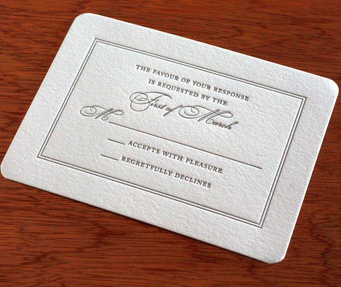 20 best wedding invitations images on pinterest invitation ideas formal letterpress wedding invitation by invitations by ajalon stopboris Images