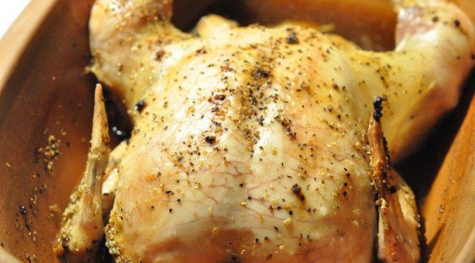 Römertopfen sejrer – saftig stegeso kylling i øl