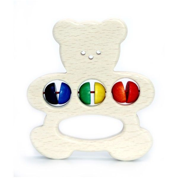 Mudpies - Hess Spielzeug Grasping Toy Bear, $16.95 (http://mudpies.com.au/hess-spielzeug-grasping-toy-bear/)