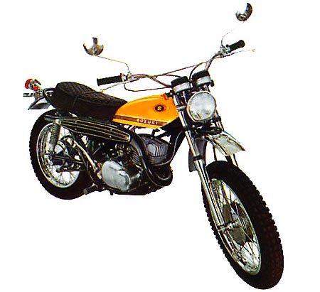 Suzuki Savage Junkyard