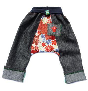 Lovely Lady Skinny Jean, Oishi-m Clothing for Kids, circa 2011, www.oishi-m.com