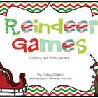 Get in the holiday spirit with this reindeer-themed packet of over 100 pages of literacy and math activities.  With so many activities to choose fr...