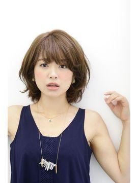 renca hair&beauty 【レンカ】 くしゃくしゃボブが可愛い★無造作レイヤー