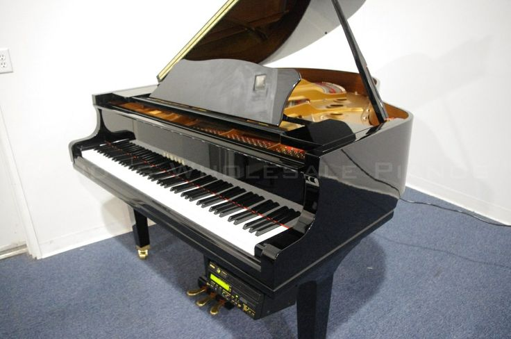 baby grand pianos | Piano for Sale – 2004 Yamaha GC1 Baby Grand Player Piano