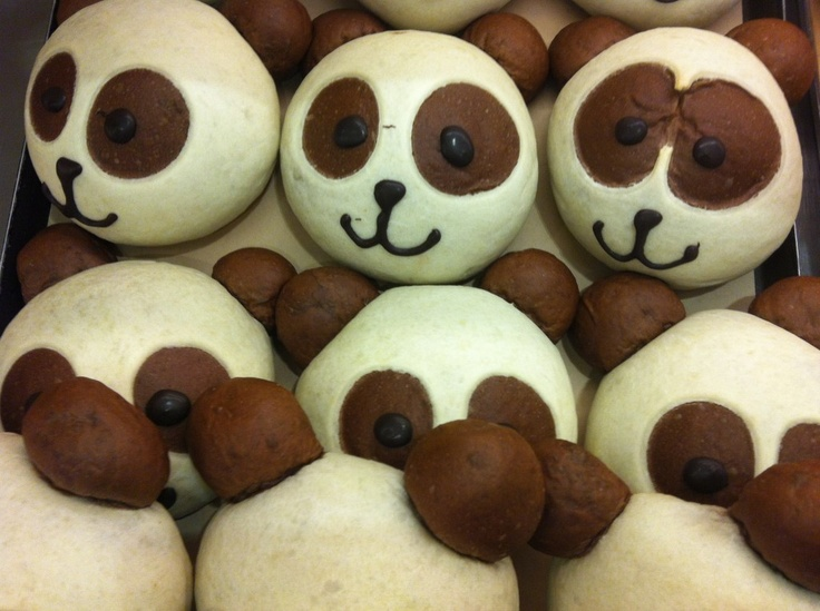 1000+ ideas about Panda Bread on Pinterest | Cheesy bread ...