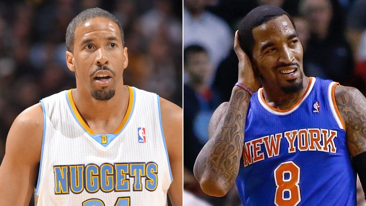 Andre Miller headed for trade by Denver Nuggets and JR Smith may be next benched by New York Knicks