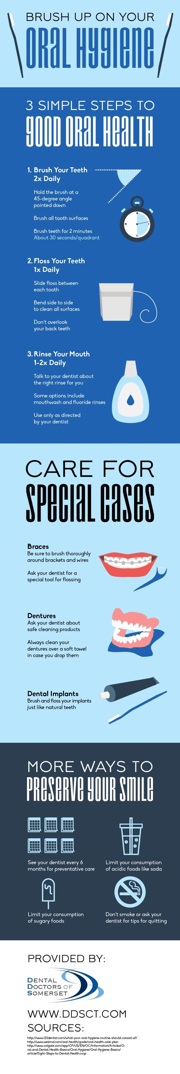 best images about dental infographics sedation braces straighten your smile but they also make it difficult to maintain good oral hygiene