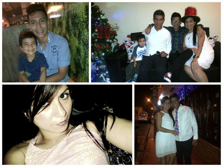Mi familia <3 <3 <3