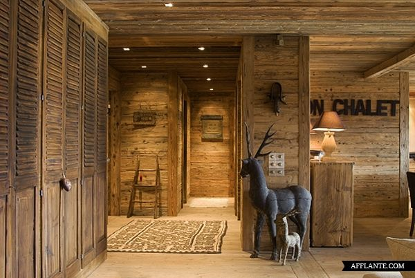 Chalet in Crans-Montana, Swiss Alps // Maria Wenger | Afflante.com