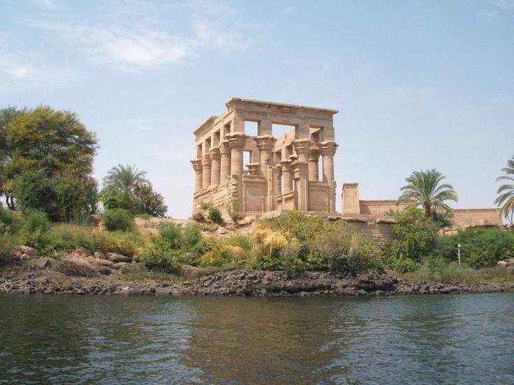 Templo de Philae. Aswan. Egipto