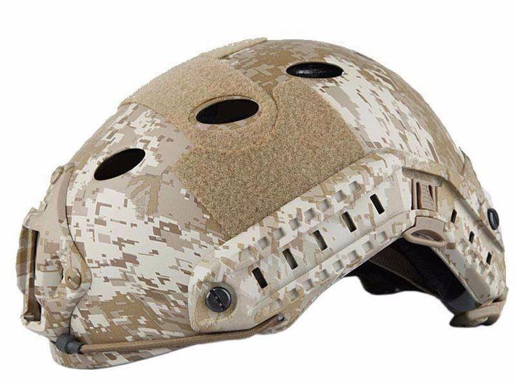 Tactics Military Protective Helmet Outdoor Live CS Field PJ Type Army Fast Helmet