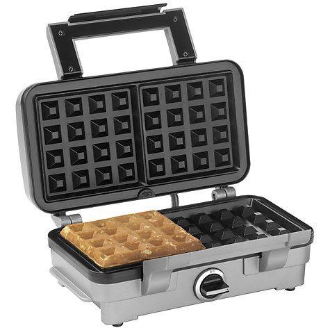 Buy Cuisinart WAF1U Waffle Maker Online at johnlewis.com
