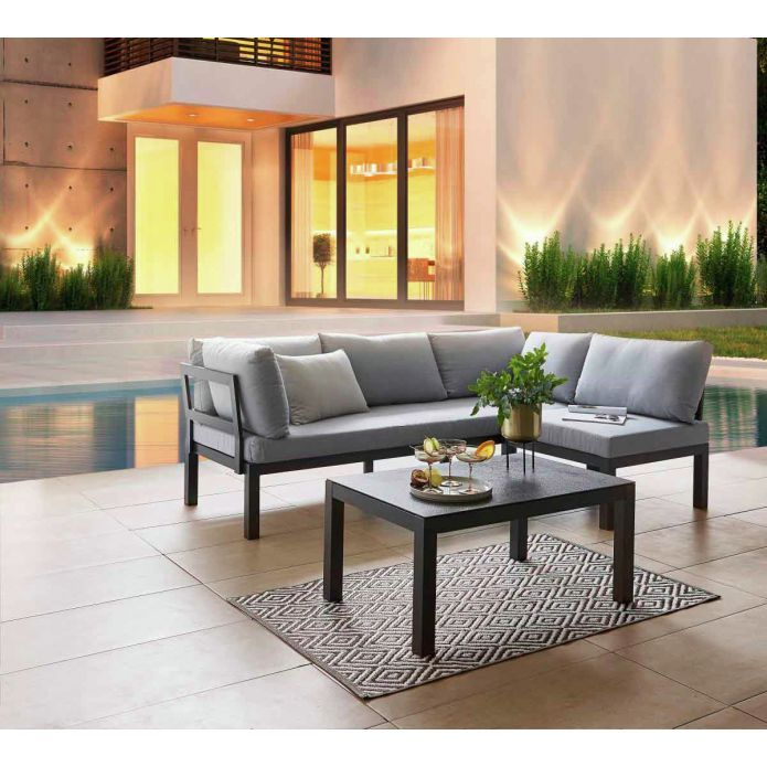 Modernes Lounge Set Lounge Garnitur Lounge Moderne Lounge