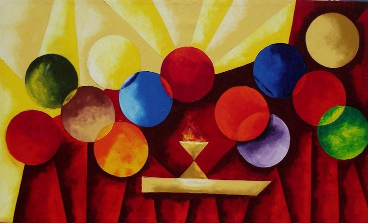 1000 imagens sobre pintura y cuadros no pinterest - Pinturas baratas online ...