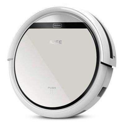 ILIFE V5 Intelligent Robotic Vacuum Cleaner Hepa filter automatic:BiBset.com