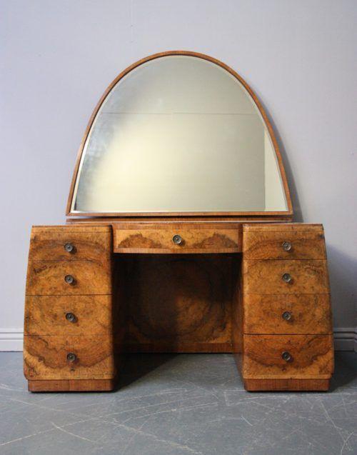 Art Deco dressing table