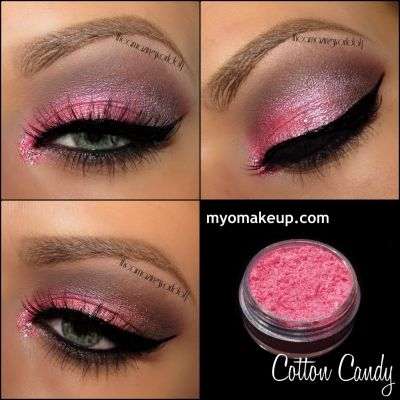 Single Eyeshadow Pigments - Myo Cotton Candy Eyeshadow Pigment Mica Cosmetic Loose Powder Mineral Makeup (Powered by CubeCart) <3