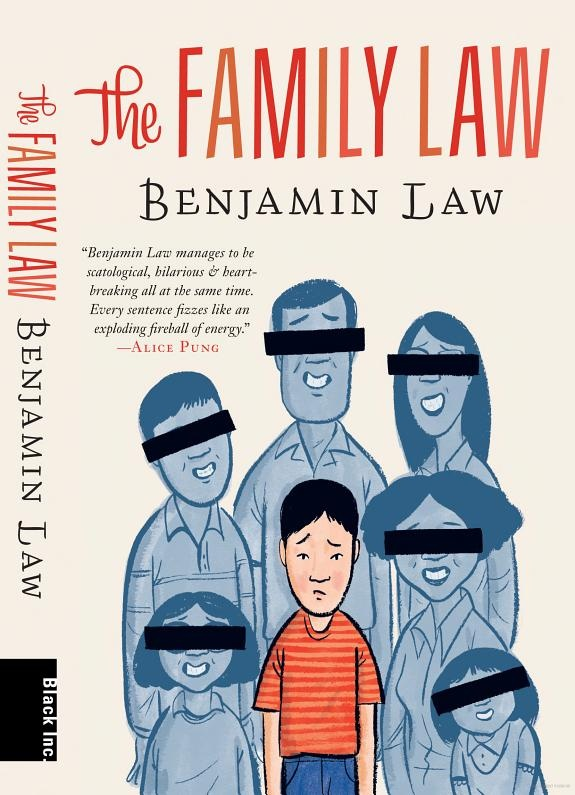 The Family Law by Benjamin Law. Can't remember why I wanted to read this.
