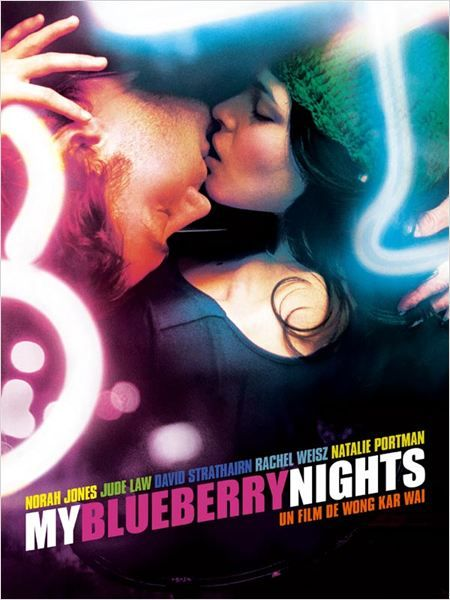 My Blueberry Nights : Affiche Jude Law, Norah Jones, Wong Kar-Wai