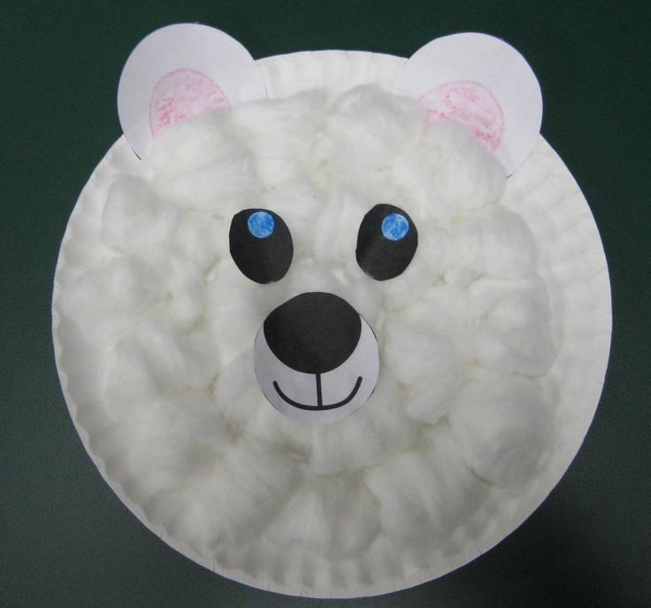 ... Polar Bear Ideas for Kids | Pinterest | Polar Bear Crafts, Polar Bears